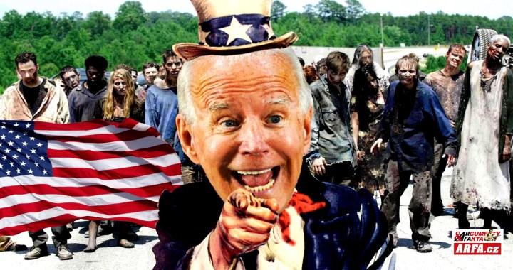 Amerika zešílela! Bidenova parta posílá miliardy na genderové studie do Pákistánu, Kambodži, Barmy a na zbraně pro Egypt, zatímco Američané nemají co jíst, podniky krachují a obětí sebevražd je již víc než s covid-19…