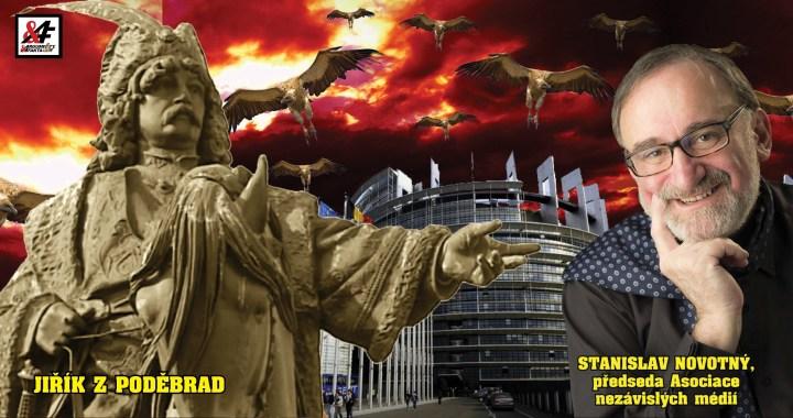 Budeme i v roce 550. výročí smrti Jiřího z Poděbrad dávat přednost oslavám protičeských panovníků a esesáků?