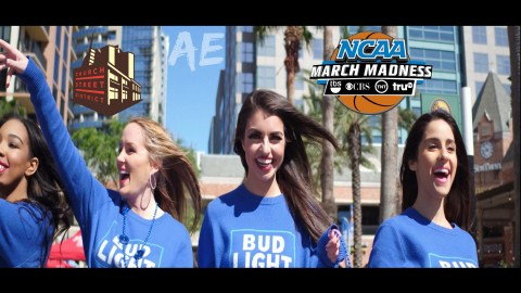 NCAA March Madness Block Party Aftermovie