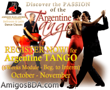 Discover the PASSION of the Argentine TANGO