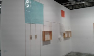 Bernardo Ortiz art at Art Basel Miami
