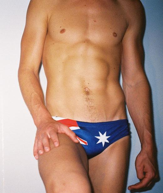Aussie Speedo