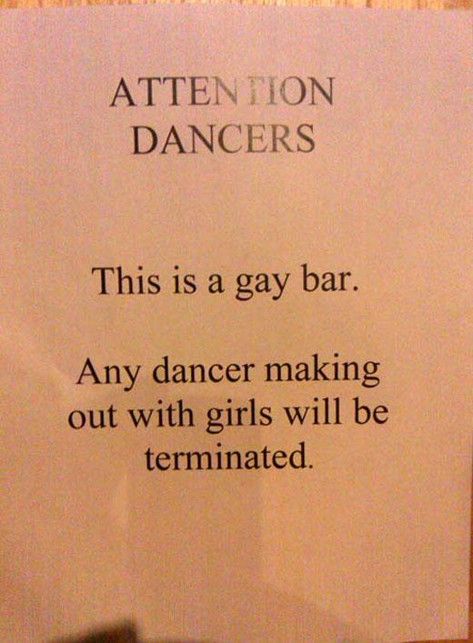 Gay Dancers