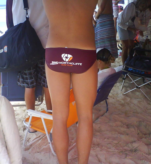 Northcliffe Surf Club Speedo