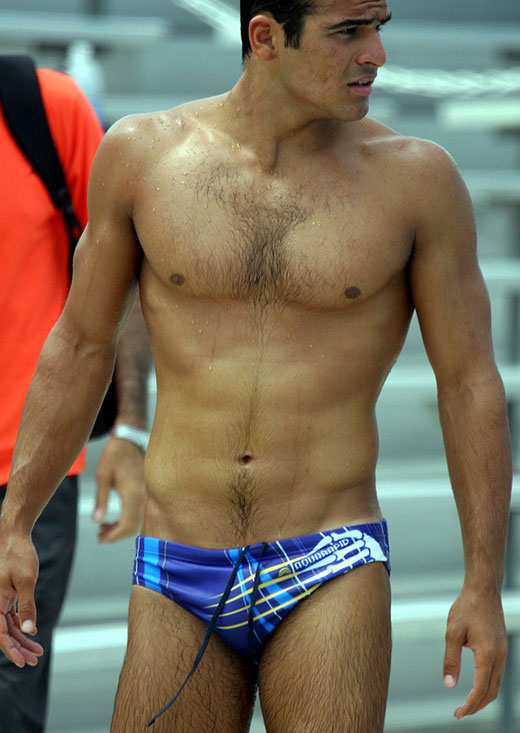 Real Speedo Man