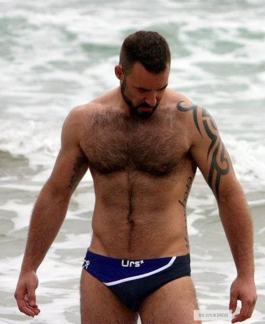Real Speedo Men