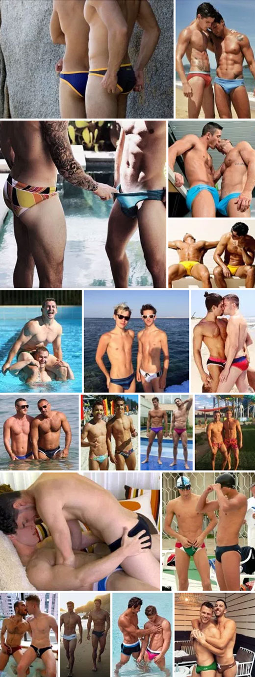 Aussie Speedo Guys