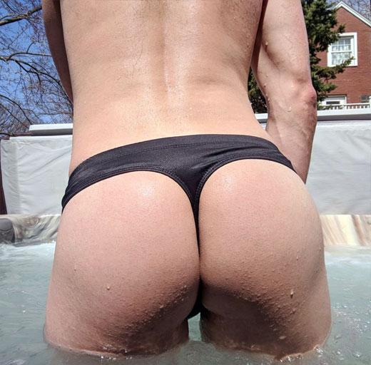 Male Thong