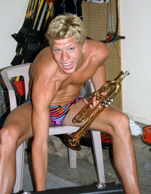 Speedo Trumpet