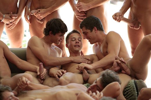 Group Jerk Off