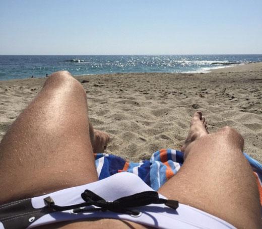Beach Speedo