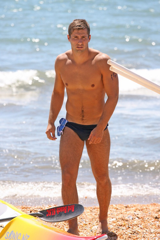 Perfect Speedo Man