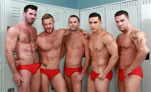 Red Speedo Group