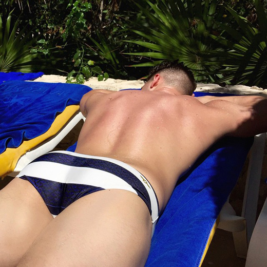 Speedo Bum