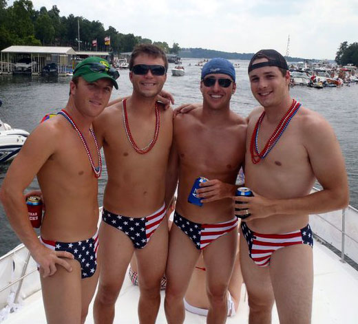 American Speedo Boys