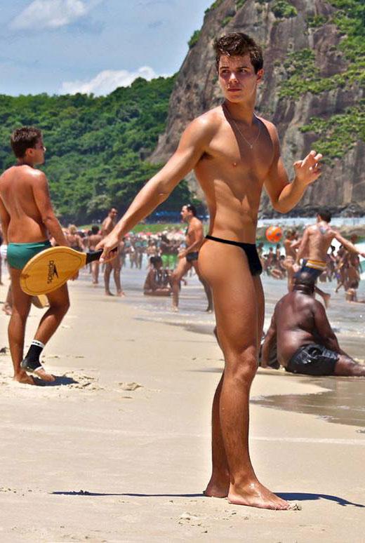 Male G-String Bikini
