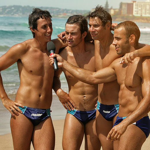 More AussieBum Models