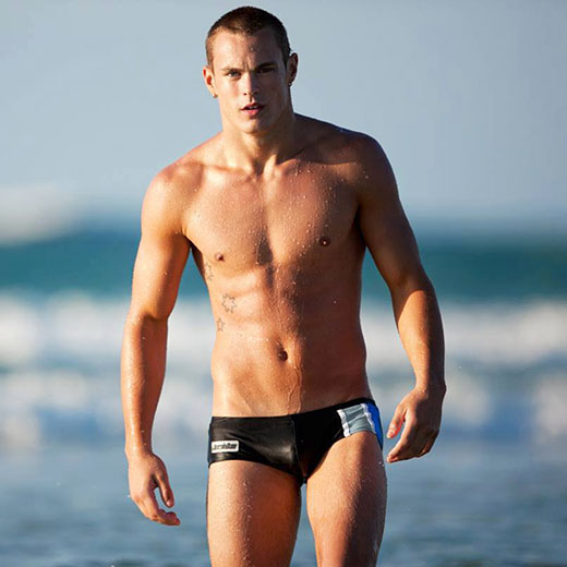 My Speedo