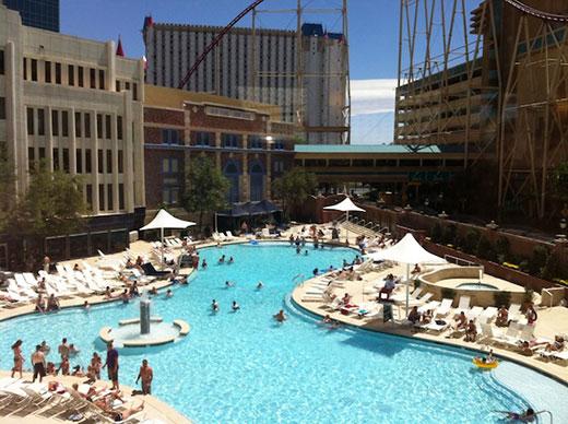 NYNY Pool - Las Vegas - Speedo Friendly?
