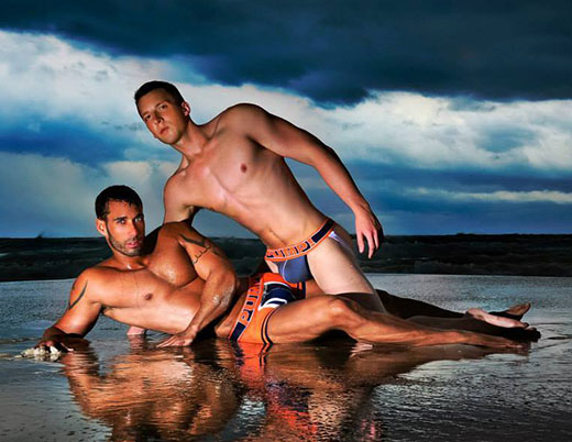 Guys in Speedo Style Undies