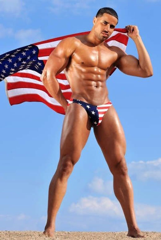 Speedos in the USA