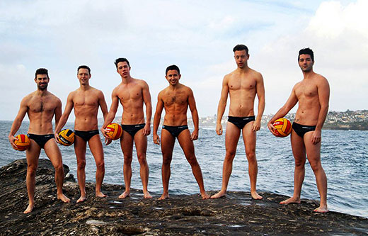 Waterpolo Speedos