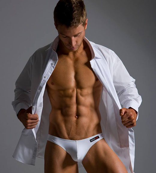 White Underwear