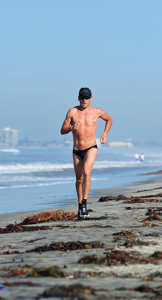 Lance Armstrong Black Speedo