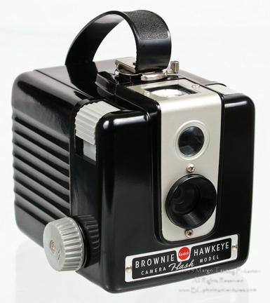 Brownie Hawkeye Camera Flash Model Box making mistakes