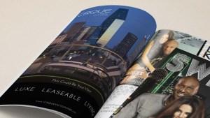 Dallas Magazine-Print Layout