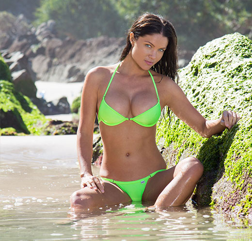 Bright Green Wicked Weasel