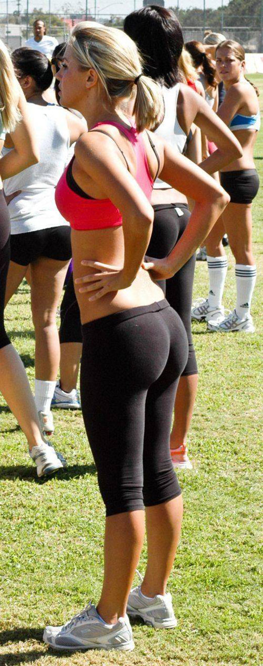 Hot Yoga Pants