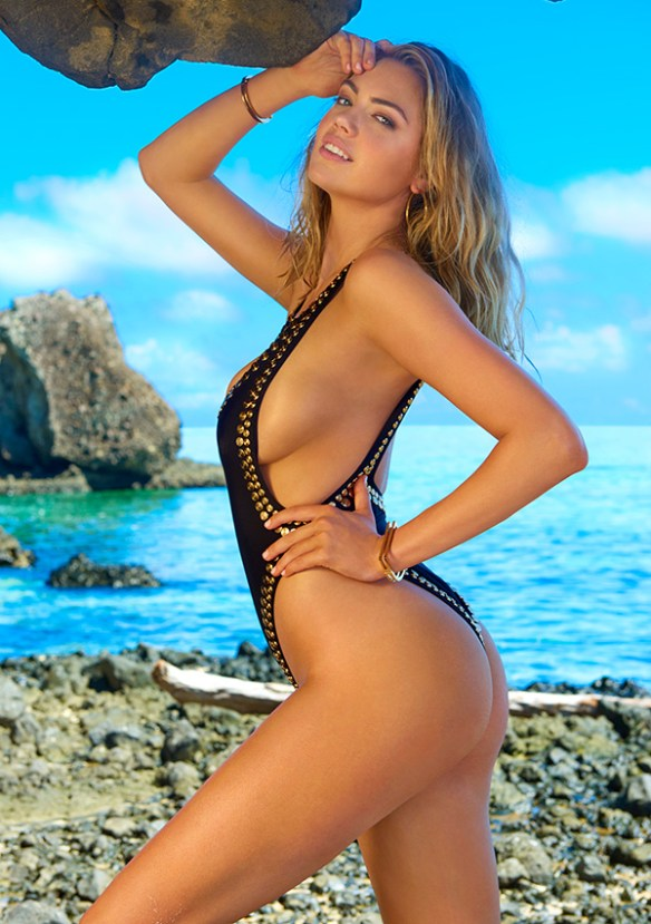 Kate Upton One Piece Swimsuit