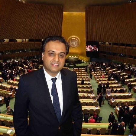 Blog Elke Wirtz wp-1474327682596 Diplomatic Council stellt DC Peace Paper zur UN Generalversammlung vor Politik  DC Business Ambassador und Commissioner for UN Affairs Jamal Ahmad Qaiser hat im Umfeld der UNO