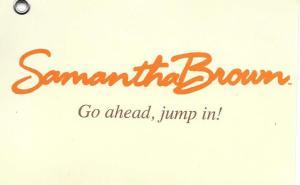 Samantha Brown Tag crop