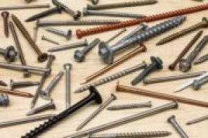 Screws, Nails, Pins & Fasteners