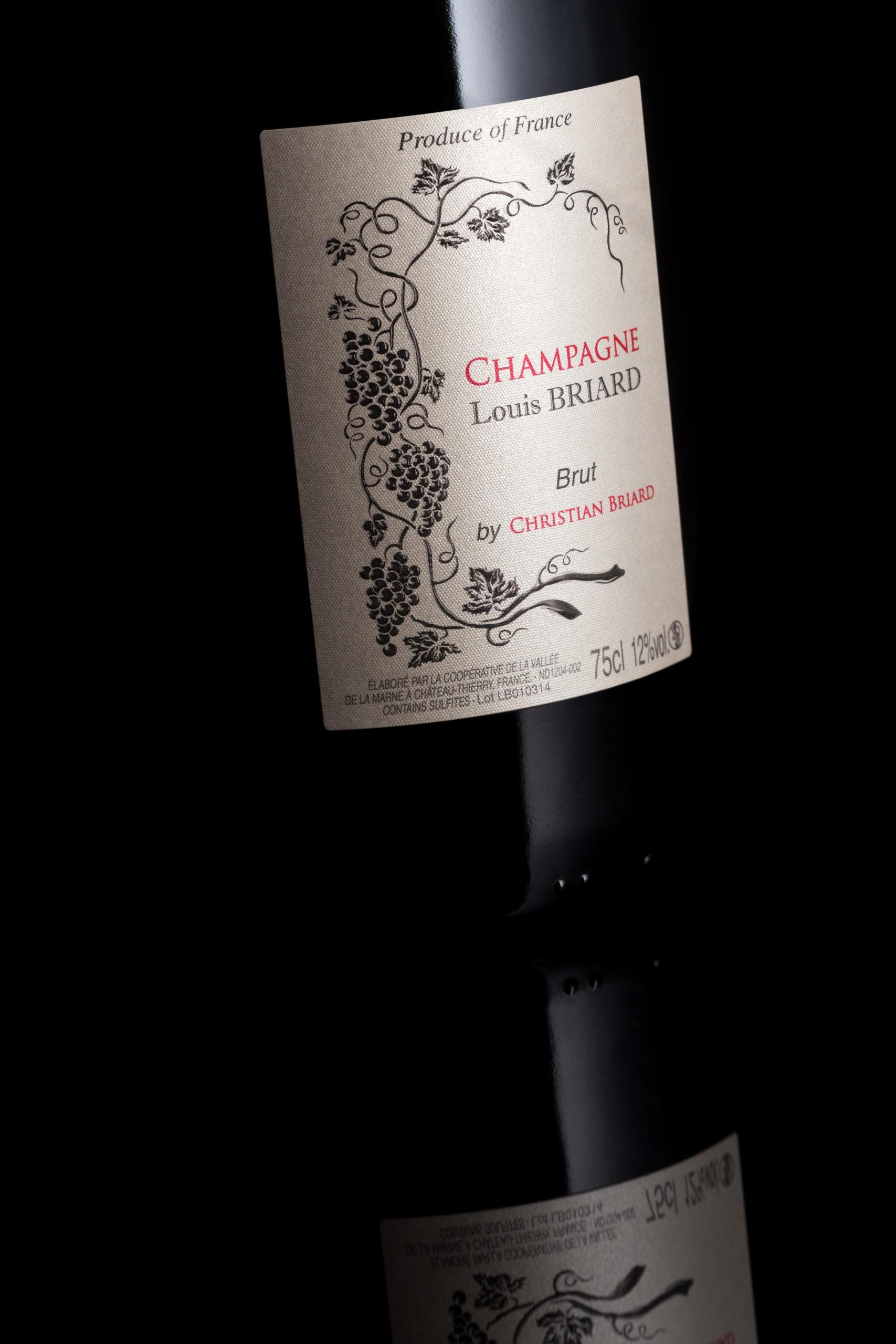 Champagne Louis Briard