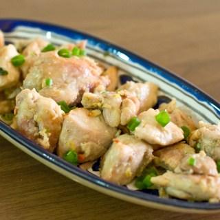 Asian Inspiration… Vietnamese Lemon Grass Chicken