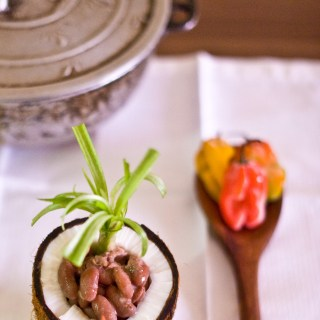 Ital Jamaican Red Peas Stew (Vegetarian/Vegan)