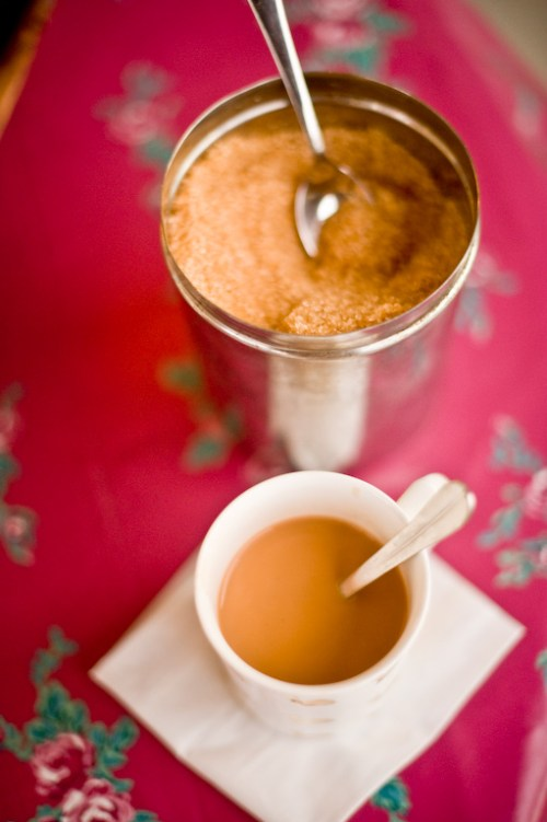 how to make the perfect chai