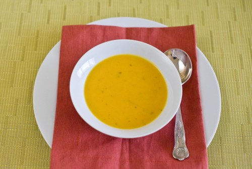 Vegetable Soup Vegan-9