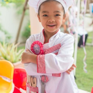 The Girl Chef- How to throw a great party for a child