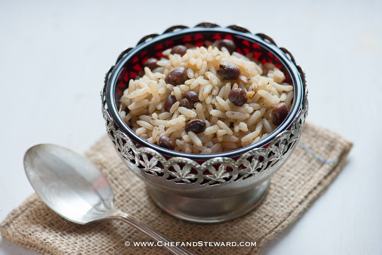 Nice Rice Jamaican Ready To Cook Rice And Peas5