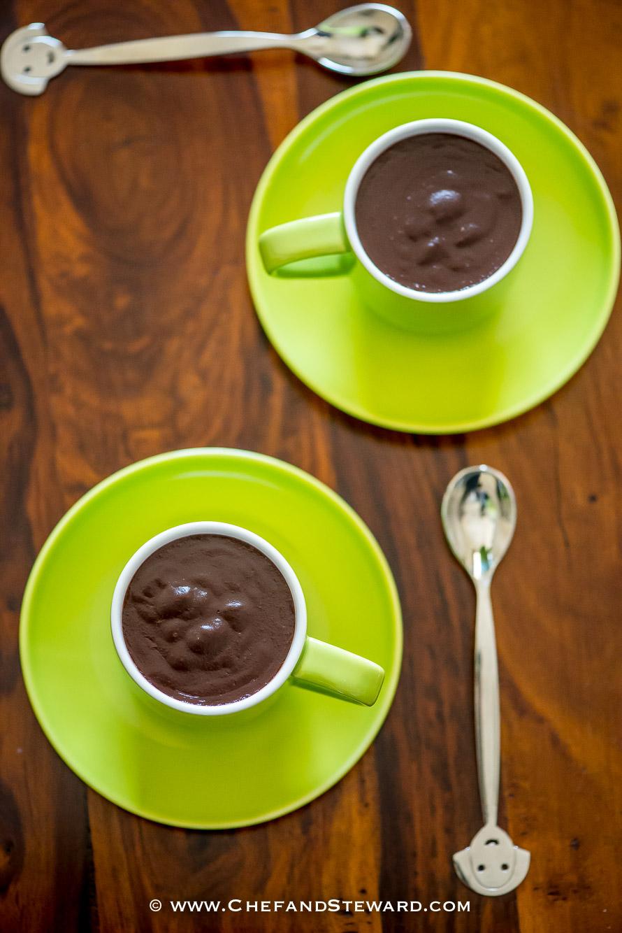Nutella Chocolate Pudding for Everyday Ramadan Recipe-1