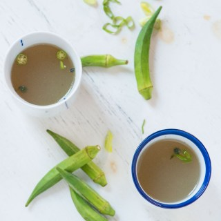 Hot and Spicy Jamaican Fish Tea