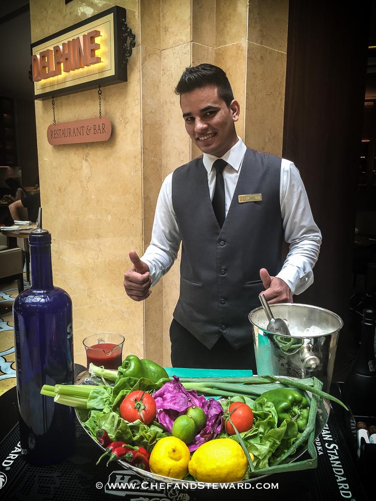 When Chefs Dine Out Delphine Brunch in Dubai-47