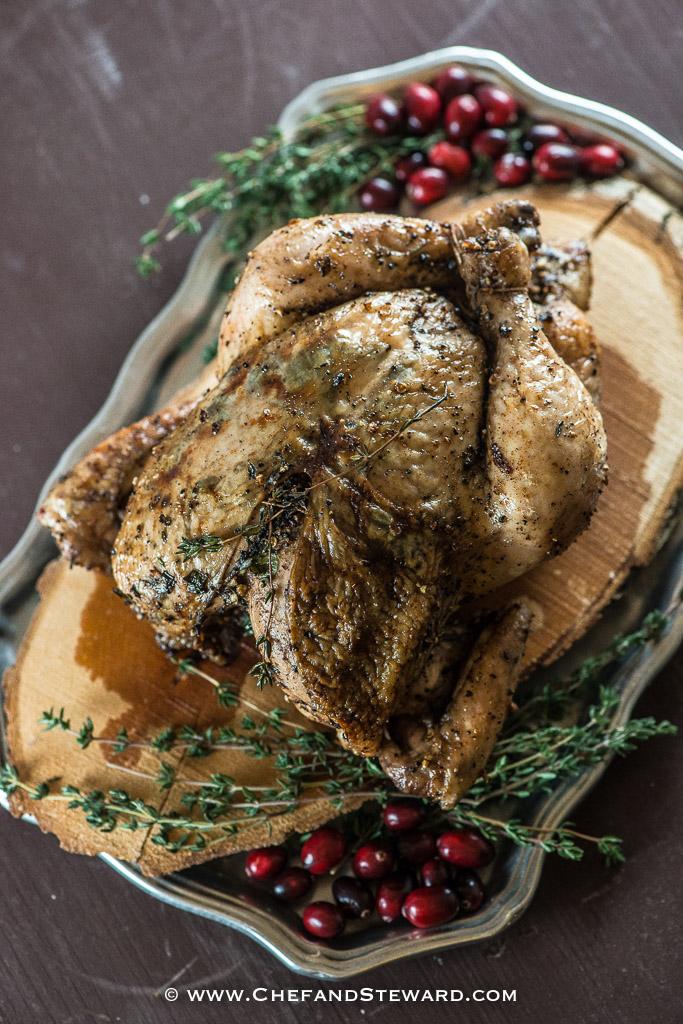 Jamaican Christmas Food.Jamaican Roast Chicken For Christmas