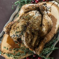 One Roast Chicken 6 Ways