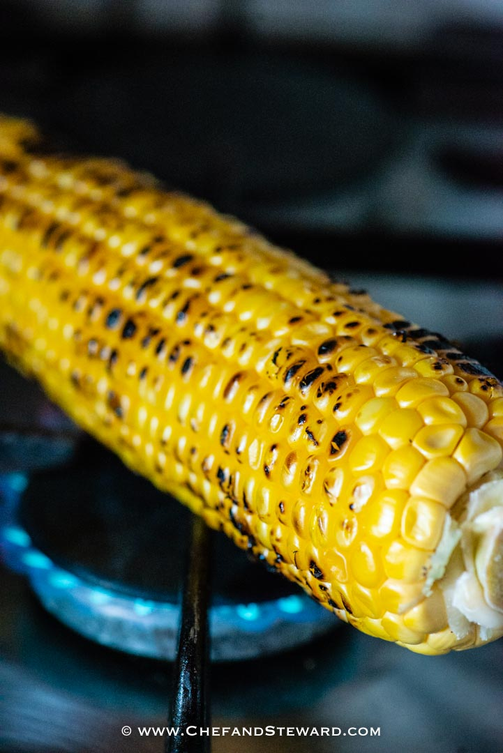 How to Grill Corn on the Stove Top | Chef and Steward®