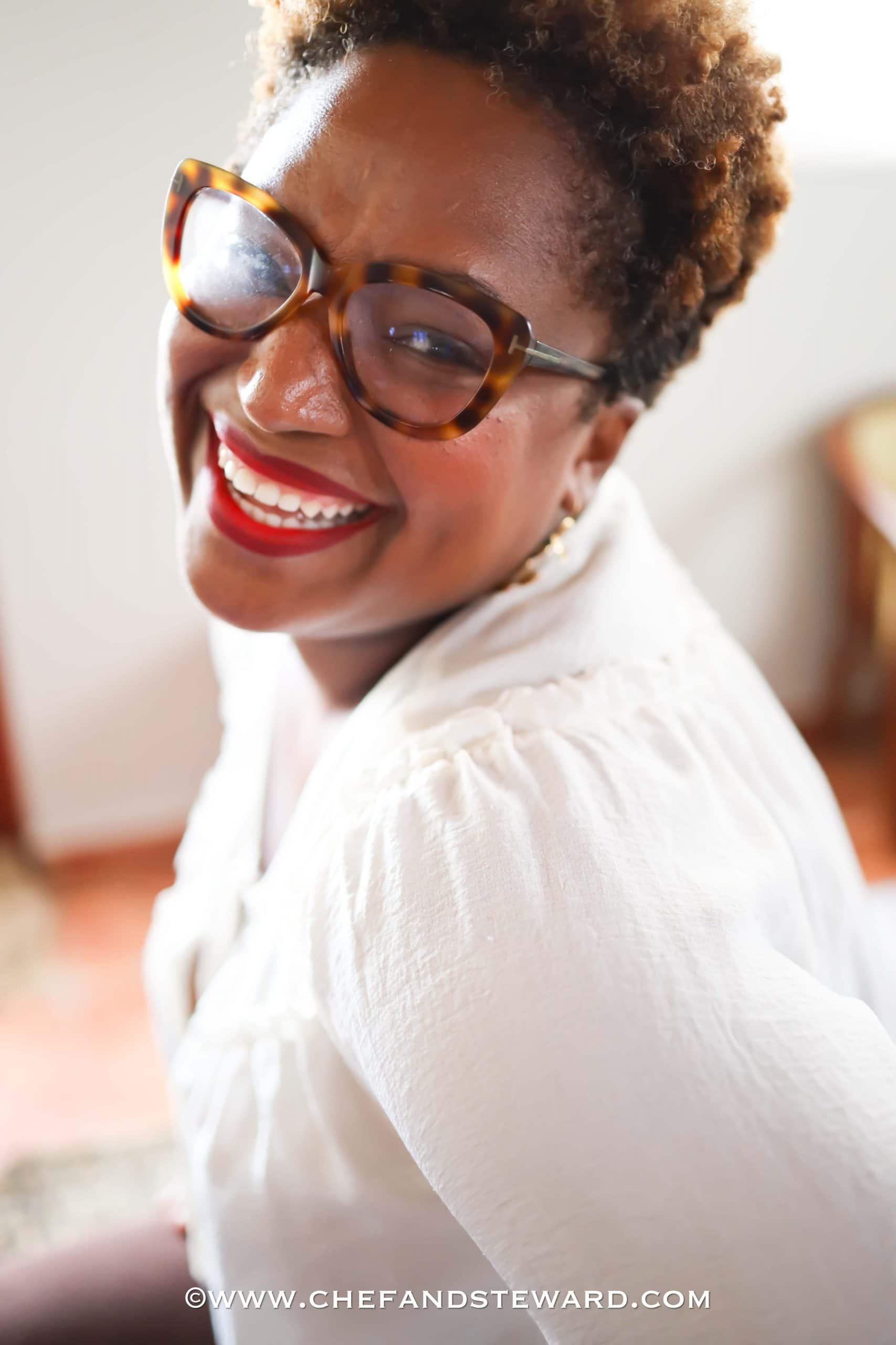 Kari Alana Morrison launches cooking videos on YouTube channel for Chef and Steward